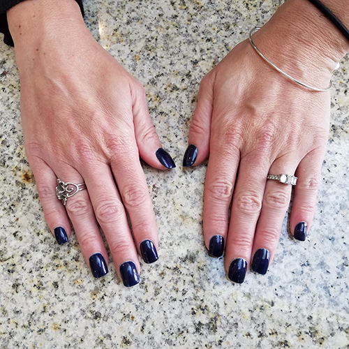 Salem, NH Gel manicure